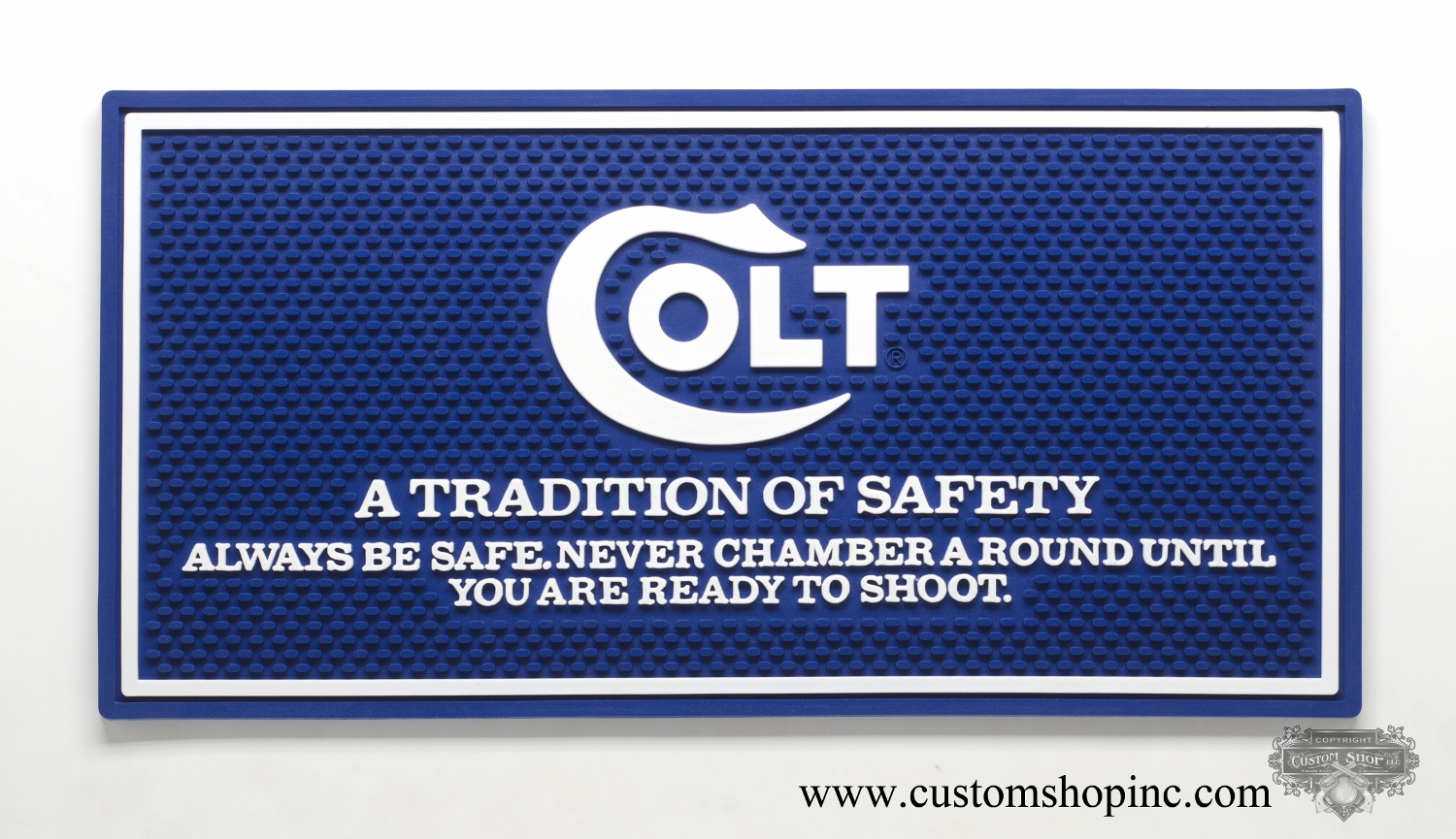 BLUE_WHITE COLT SERPENT LOGO BAR MATS_A (1500x865)