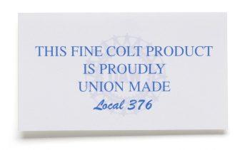 Colt Hard Case