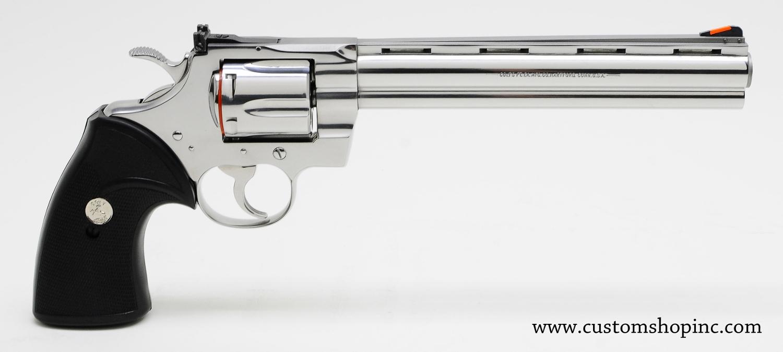 Colt Python  357 Mag 8