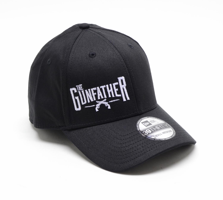 The Gunfather  Side Logo Fitted Ball Cap. Small-Medium - Custom Shop ab891e7fef3