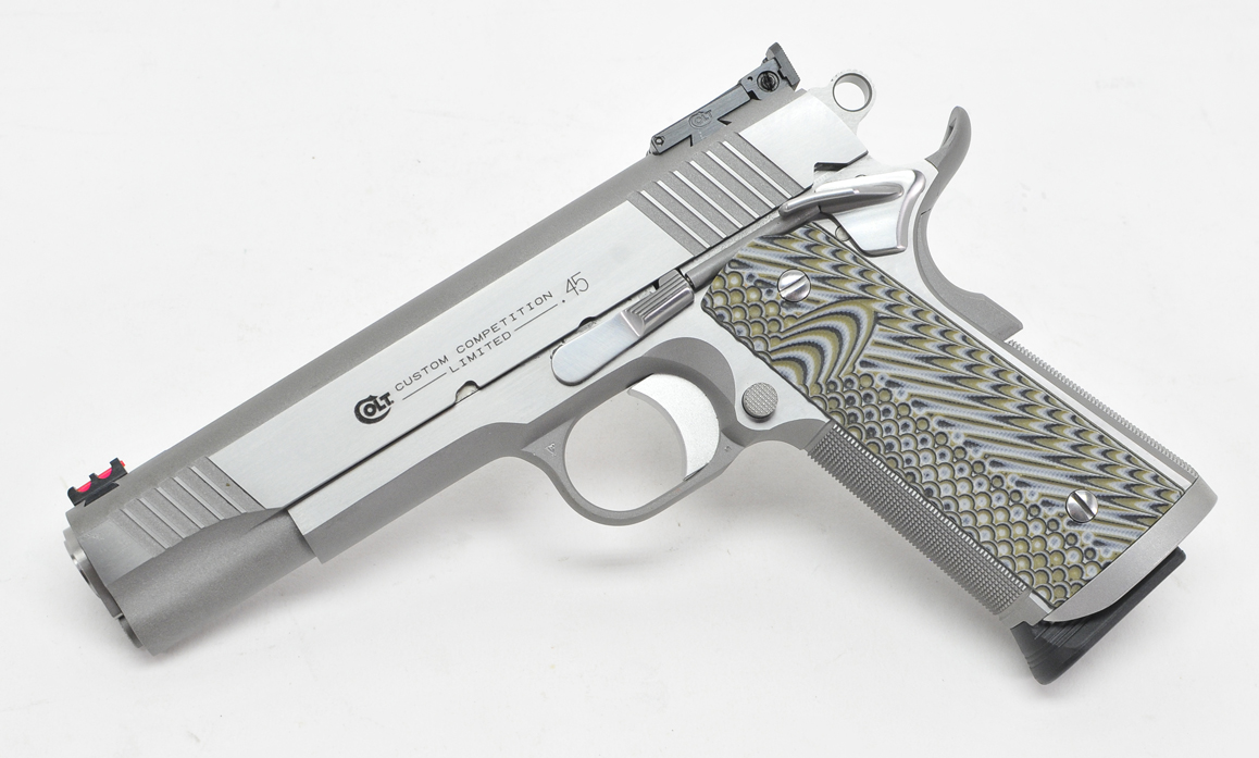 colt custom competition custom shop inc