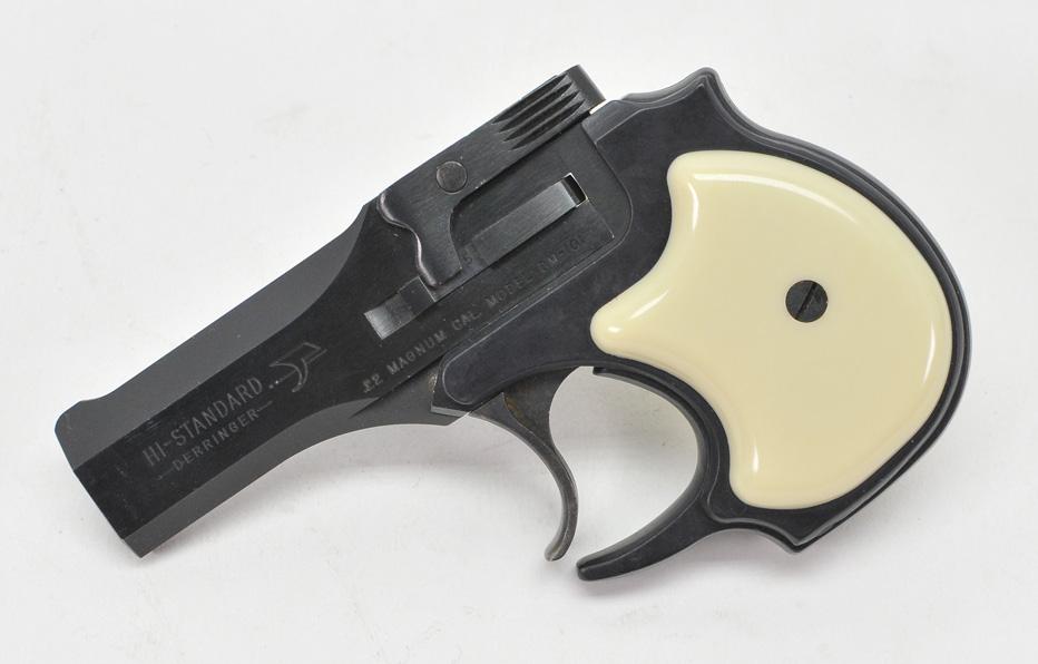hi-standard derringer 22 mag custom shop inc