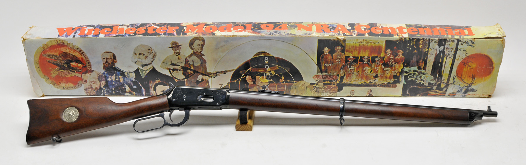 winchester nra commemorative model 1894 30-30