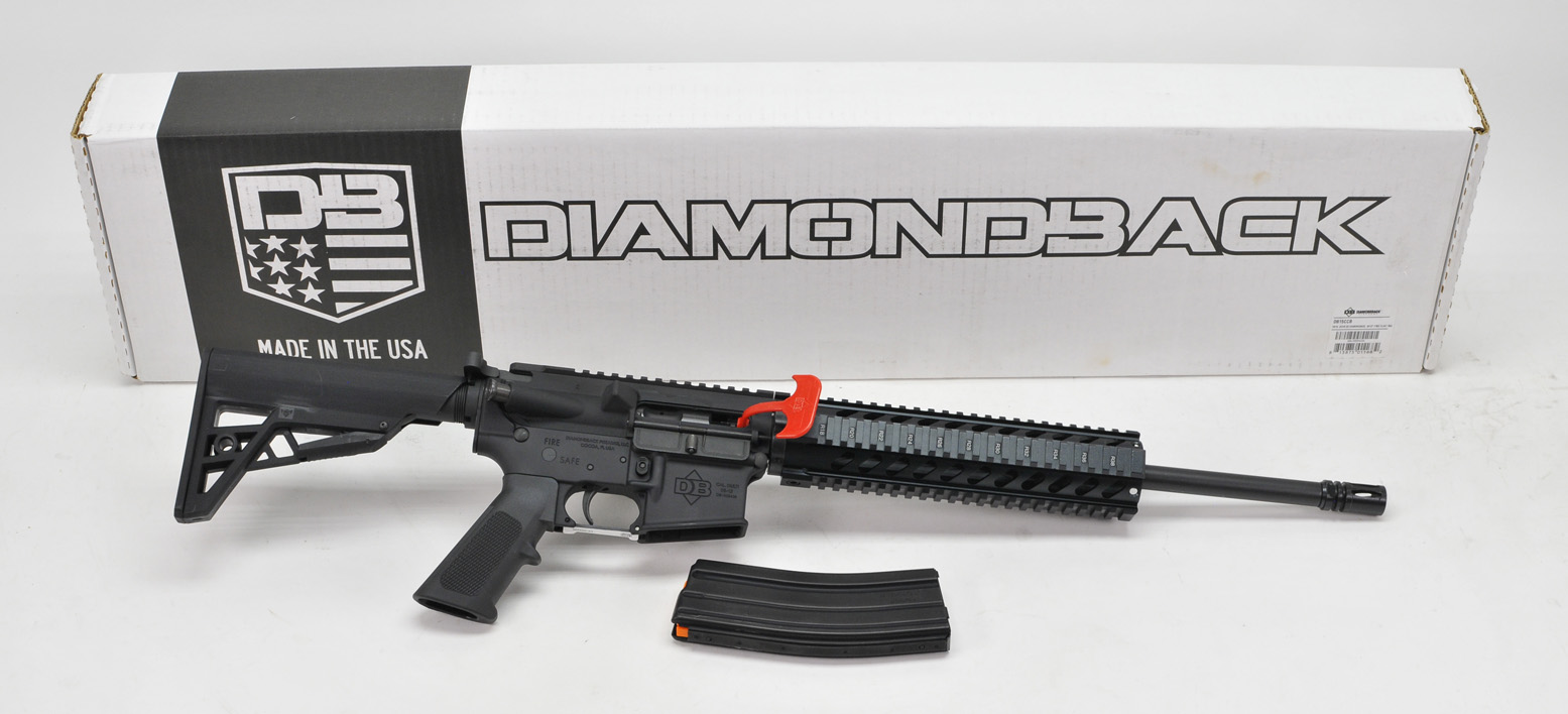 diamonback db15ccb custom shop inc