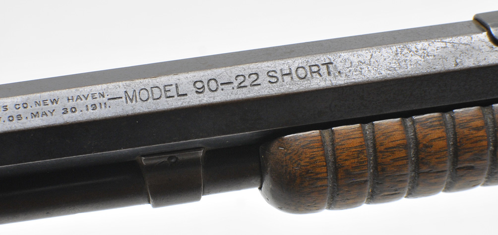 winchester model 1890 custom shop inc