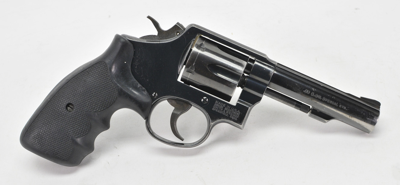 smith & wesson model 10-10 custom shop inc