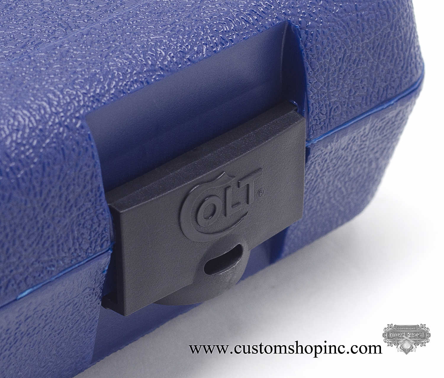 colt blue hard case custom shop inc