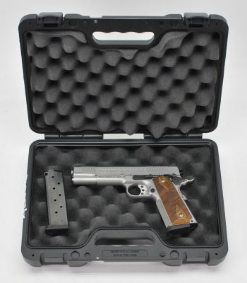 magnum research desert eagle 1911 custom shop inc