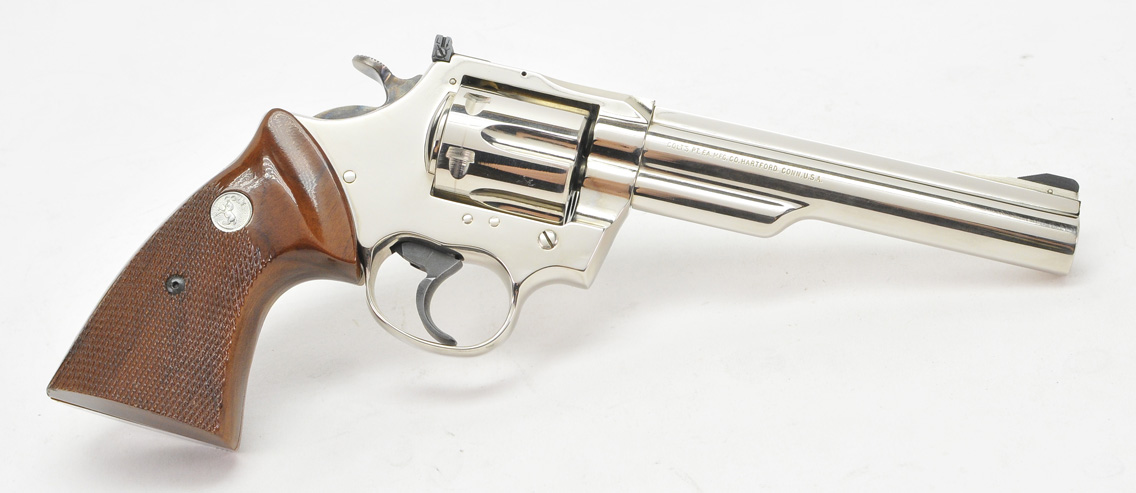 colt trooper mkIII custom shop inc