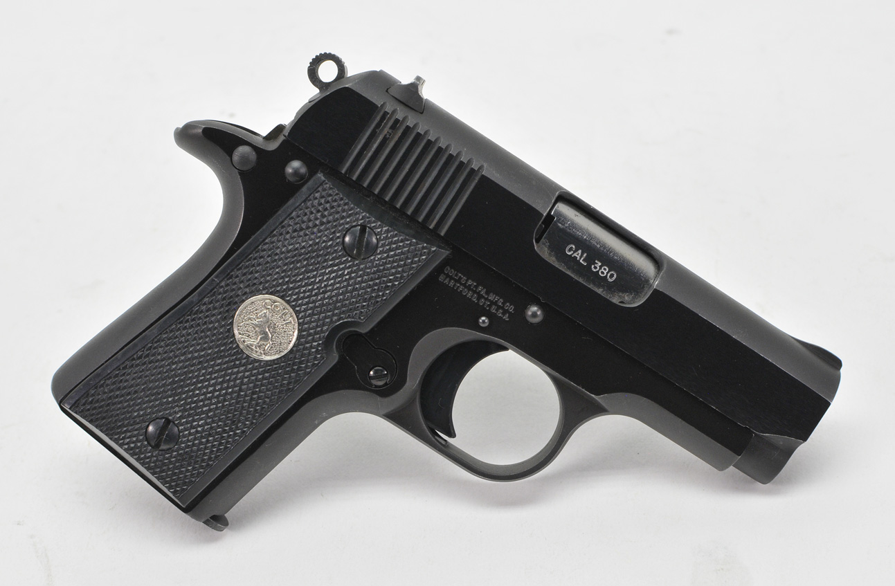 colt mustang series 80 mkIV