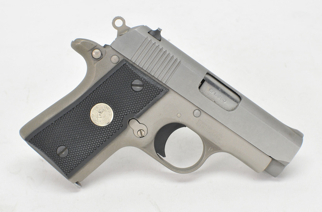 colt mustang pocketlite 380 custom shop inc