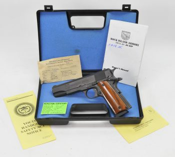 rock island 1911-a1 custom shop inc