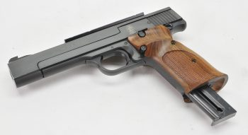 smith & wesson model 41 custom shop inc