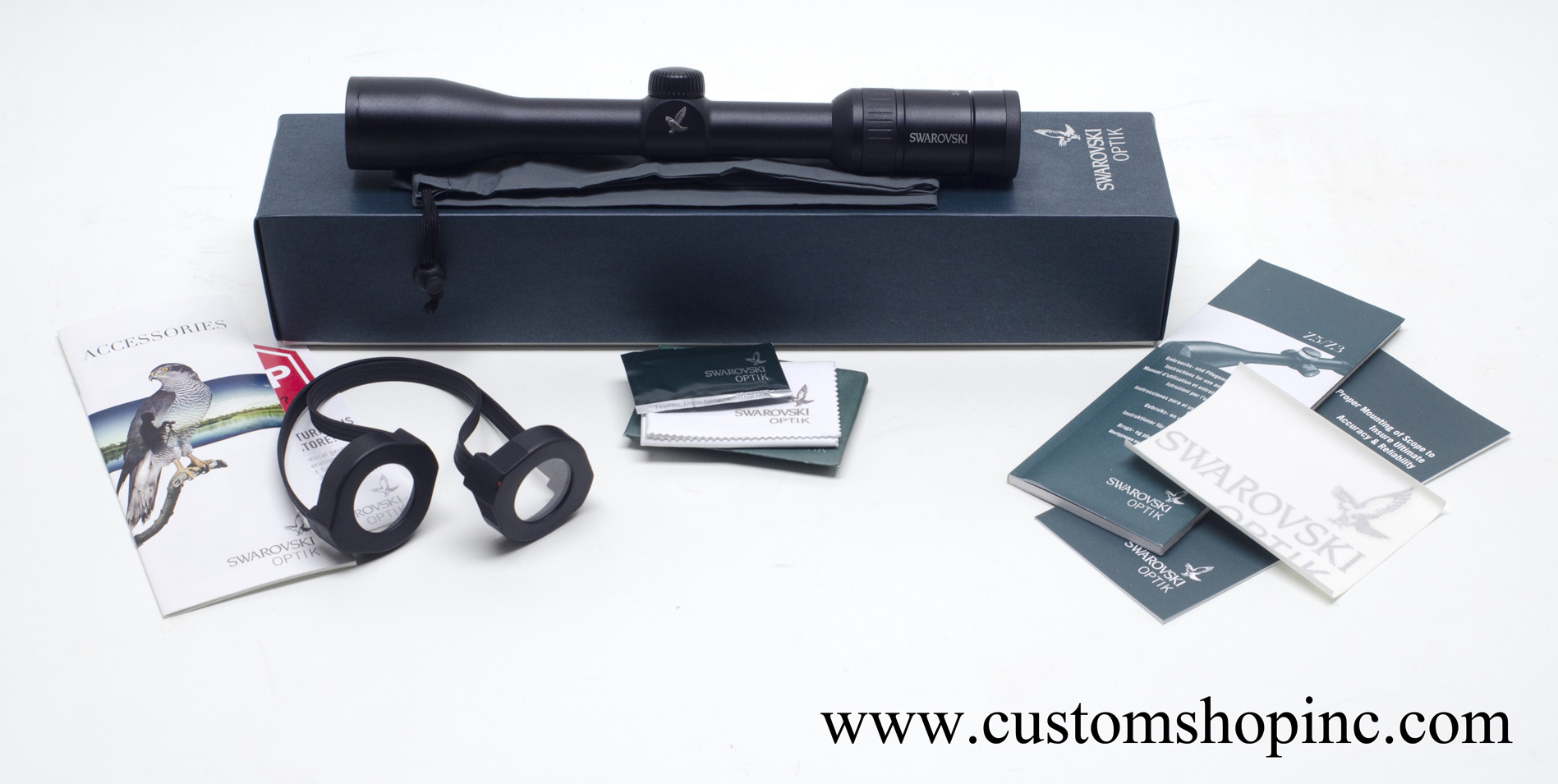 swarovski z3 scope