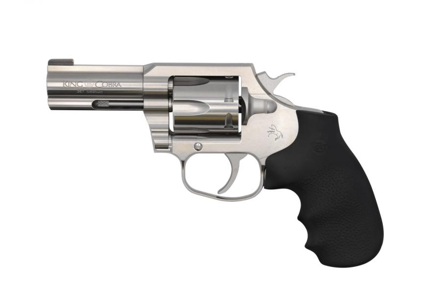 New Colt King Cobra 357 Magnum