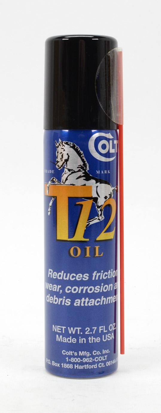 colt t12 oil