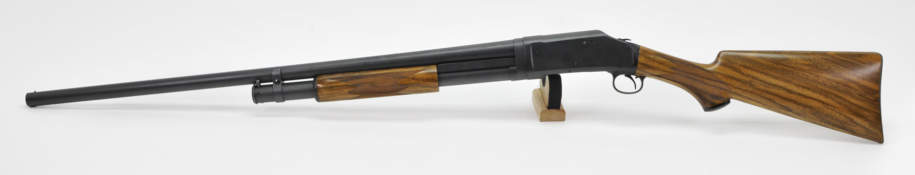 Winchester Model 97 (1897) 12 Gauge Slide-Action Shotgun  Re-stocked And  Re-blued  Beautiful Classic