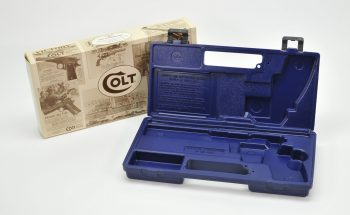 colt hard case with picture box
