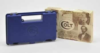 colt,picture box,hard case,2-6 inch
