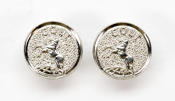 colt silver medallions
