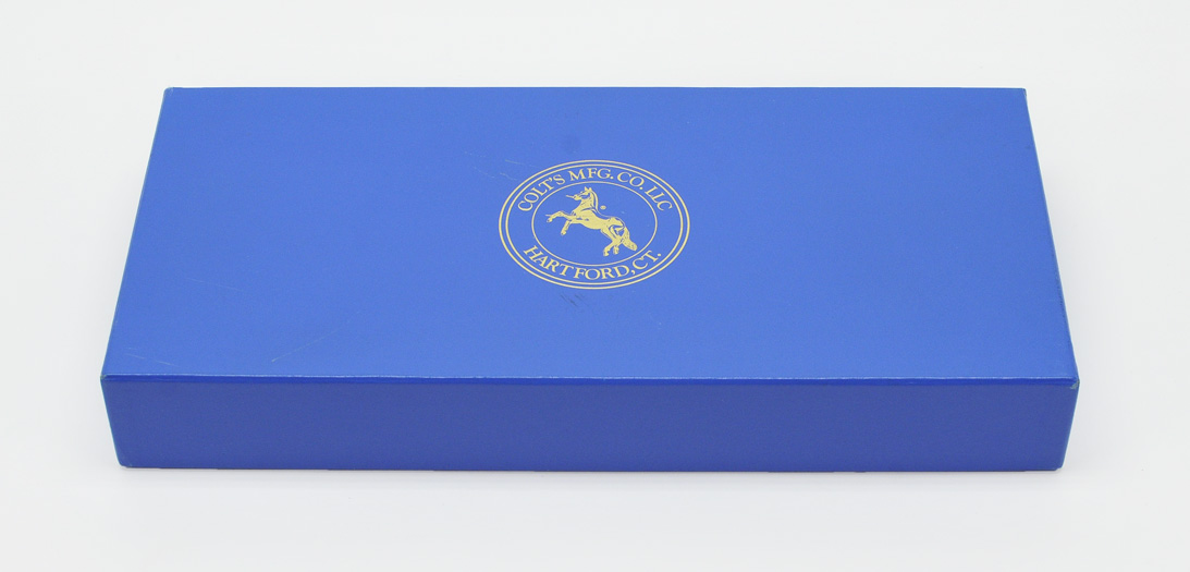 colt custom shop box
