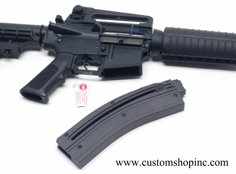 Colt M4 Carbine  22L R  New Old Stock In Box  With 30 rd Magazine  Made By  Walther