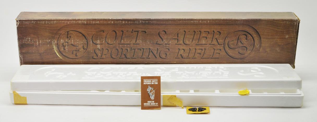 colt sauer box
