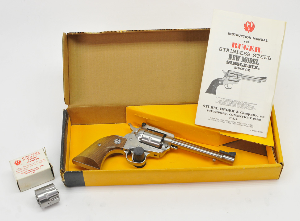 ruger new model single-six