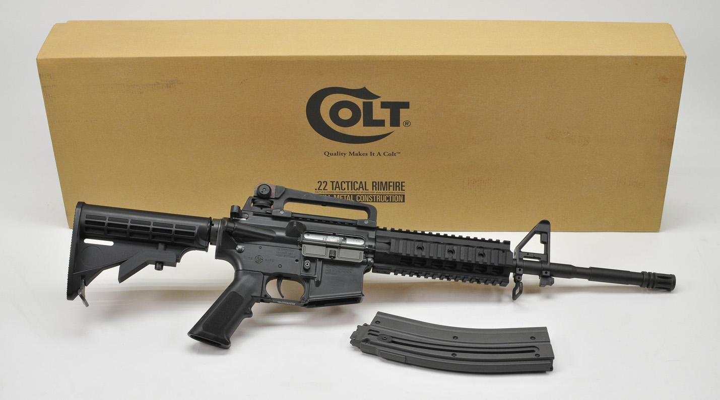 Colt M4 OPS  22 L R  New Old Stock In Box  Made By Walther