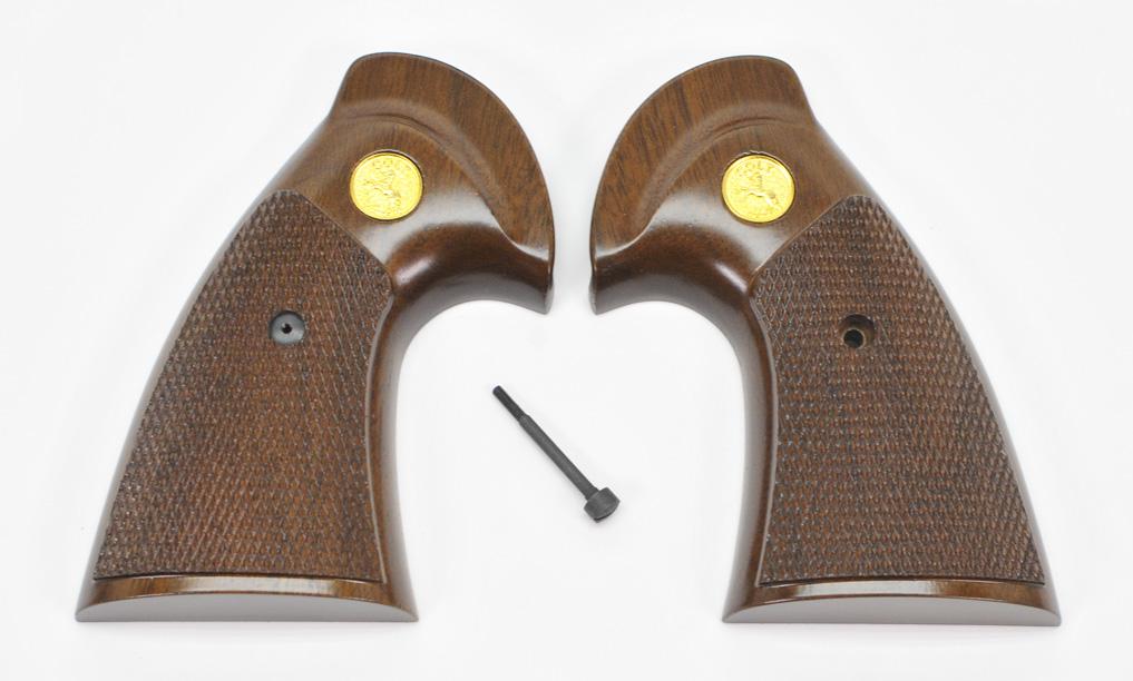 Colt Python Grips