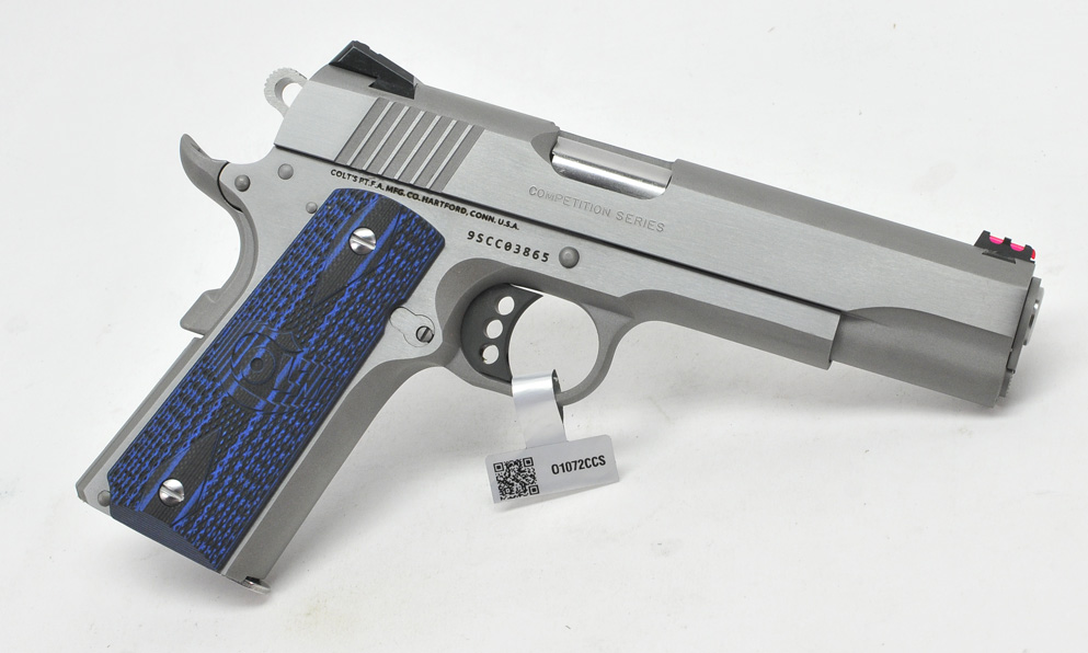 colt government 9mm