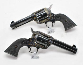 colt saa revolver