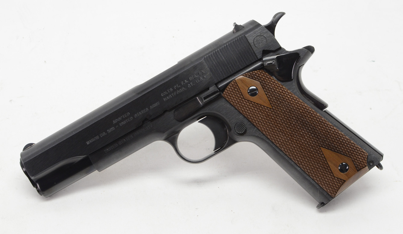 colt government model tier III
