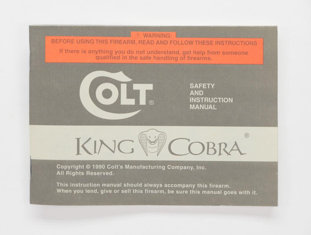 King Cobra Case