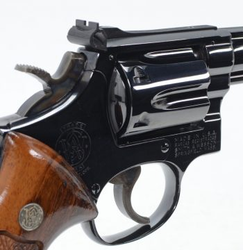Smith & Wesson Model 17-4 22lr