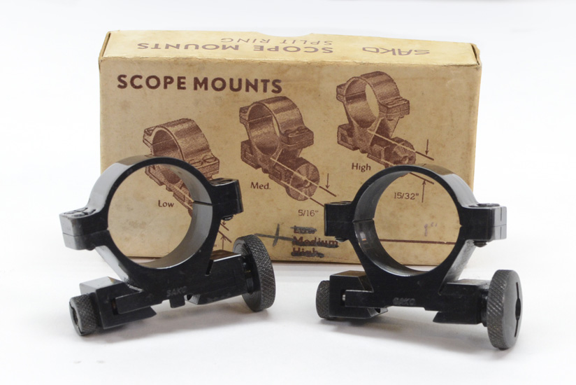 Sako Medium Sako Scope Mounts
