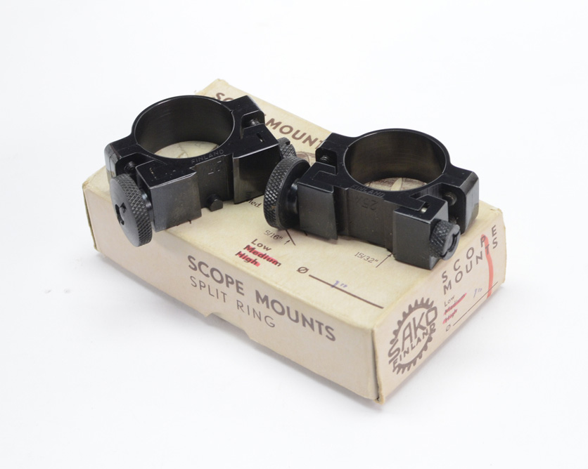Sako Low Scope Mounts