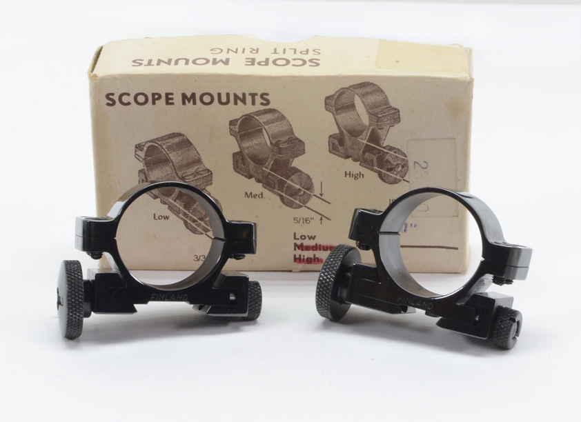 Sako Low Scope Mounts