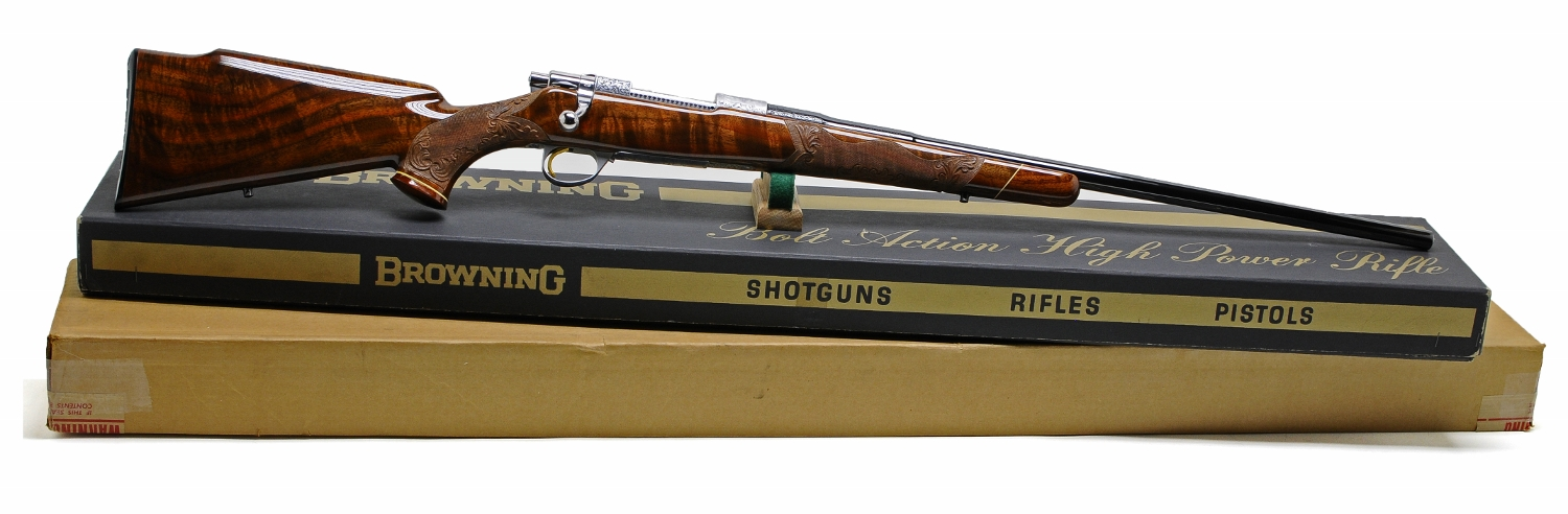 Browning Olympian 22-250