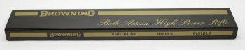 Browning Belgium High Powered Rifle Box