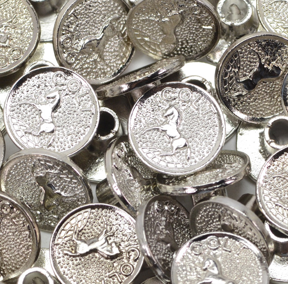 Colt Silver Medallions