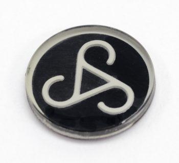 JP Sauer Grip Cap Medallion