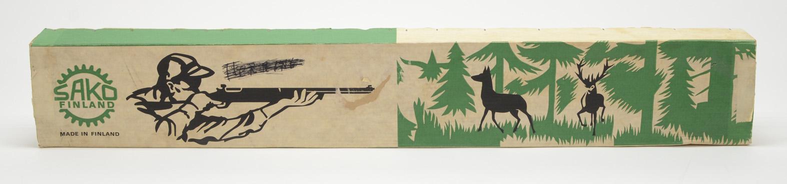 Sako Vintage Box