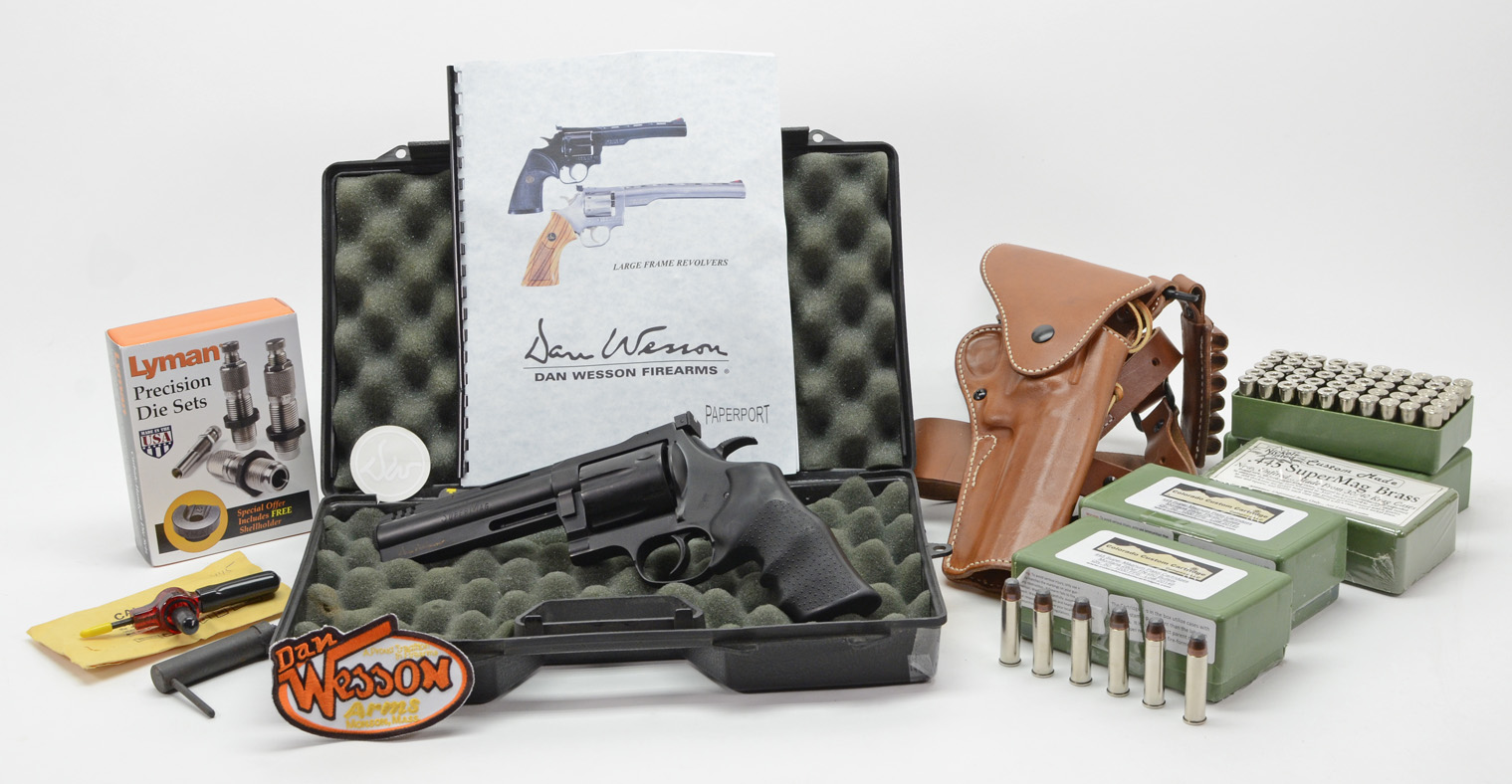 Dan Wesson 7445-AGS