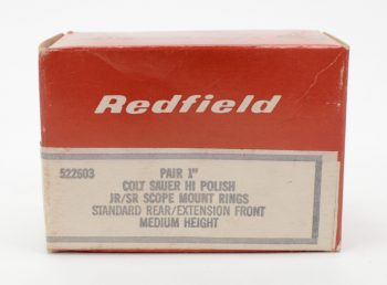 Redfield Colt Sauer Rings