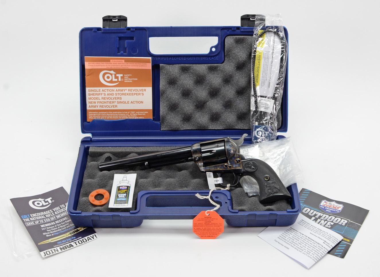 Colt SAA 45 p1870