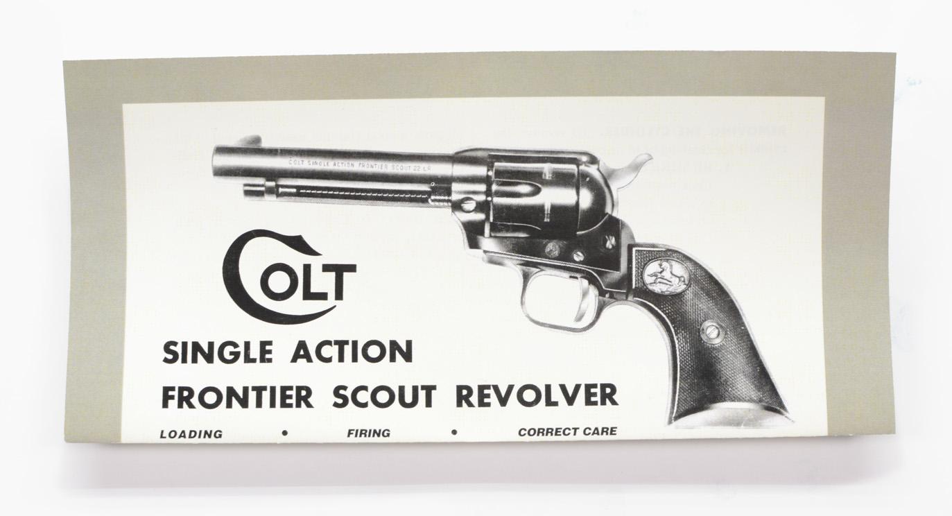 Colt Form FS-1000