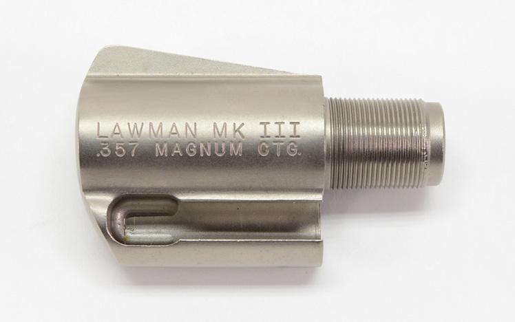 Colt Lawman MK III Barrel