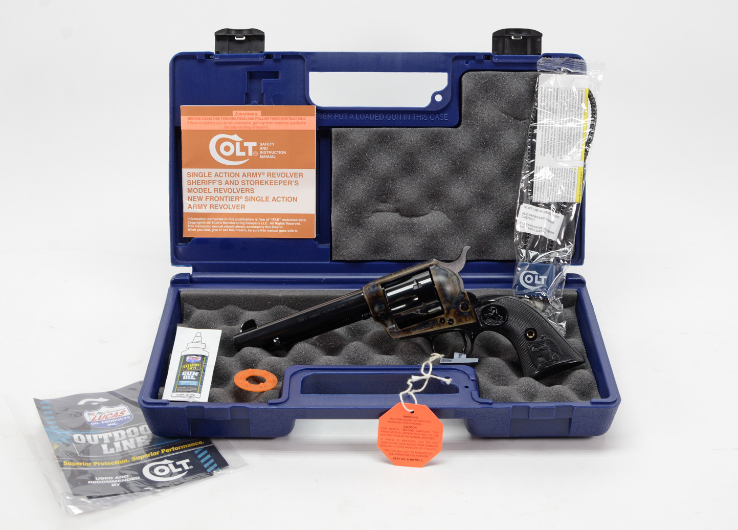 Colt SAA P1850