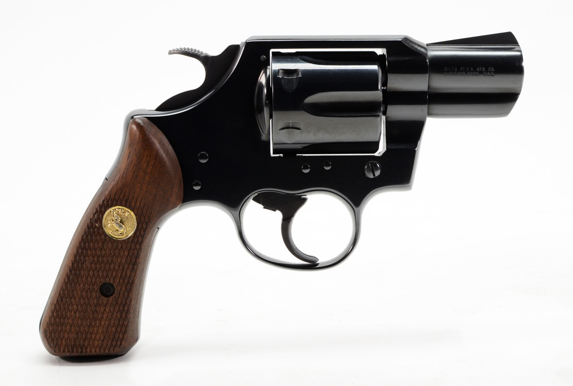 Colt Lawman Mark V revolver